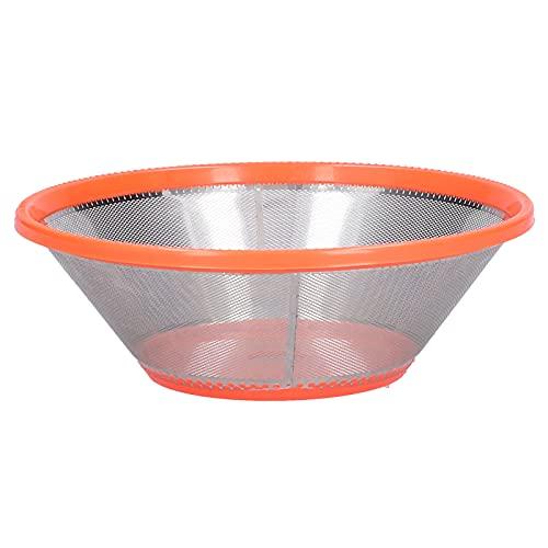 Atyhao Entsafter Zubehör, Orange Elektrischer Entsafter Filterkorb Ersatzteil Power Juicer Siebkorb Filter für Jack Lalanne Power Juicer Teile