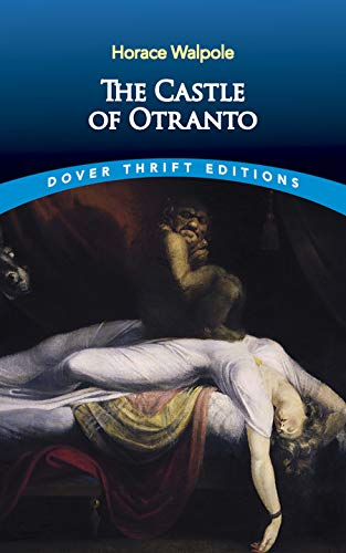 The Castle of Otranto (Dover Thrift Editions)