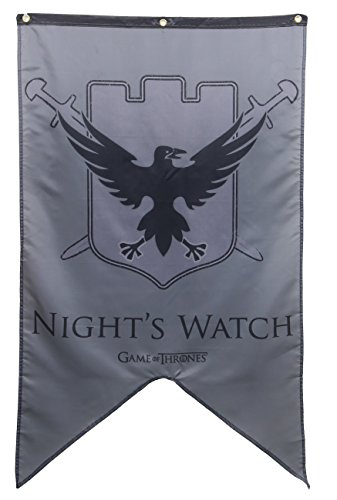 Game Of Thrones Nights Watch Banner