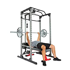 Fitness Reality 810XLT Super Max Power Cage   Optional Lat Pull-down Attachment and Adjustable Leg Hold-down   Lat Pull-down Attachment Only