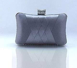 iBag's Women Clutch Bags Satin Bride Bag Purse Designer Gentle Evening Bags Party Handbag Wedding Clutch Wallet Shoulder Bag 7395
