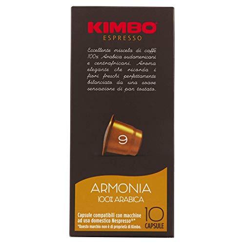 KIMBO espressoARMONIA ARABICA Nespresso® Kompatibel
