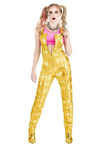 419oxUJ66fL Harley Quinn Arkham Costumes