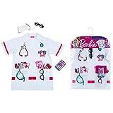 Klein Blouse de docteur Barbie avec accessoires, Fille, 4117, coloré
