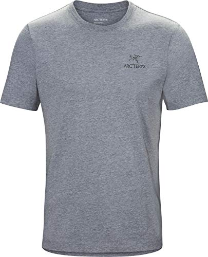 Arc'teryx Emblem T-Shirt Men's | Everyday Organic Cotton Tee | Masset...