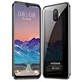 Moviles Libres Baratos 4G LTE,3GO RAM+32GO ROM,Android 9.0 Google Certificación GMS,5.5 Pulgadas Smartphone Libre Dual SIM, 3400mAh Quad Core Moviles Baratos y Buenos (2 x Micro SIM +1 MicroSD)