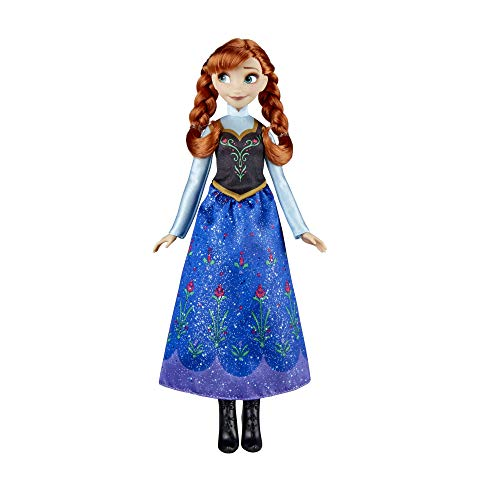 Disney Frozen - Anna bambola fashion doll
