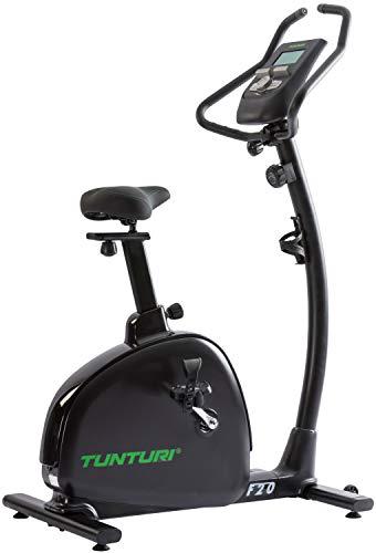 Tunturi Unisex-Adult F20 Bike Compentence, Black, One Size
