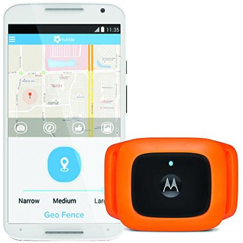 Motorola Scout Traks - Dispositivo GPS y de Control de Actividad para Mascotas, Color Negro
