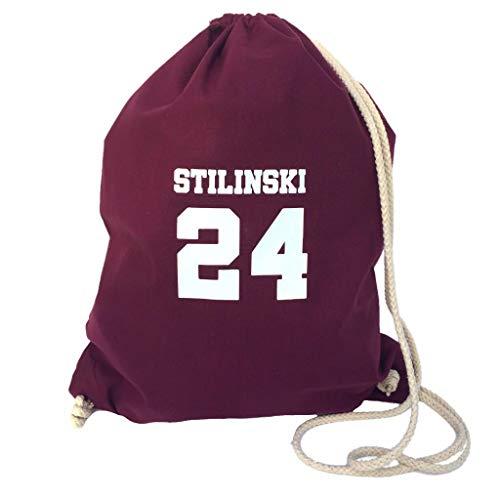 CosplayGo Teen Wolf Beutel/Rucksack, Stiles Stilinski 24 Bag