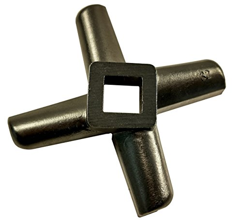 #32 Meat Grinder Blade Solid Drop Forge Steel Construction from Food Service Knives Sharpened in the USA