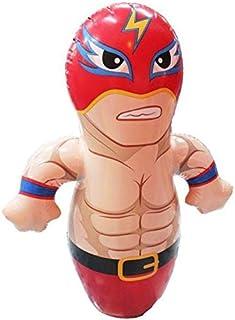 Intex Hit Me 3D Inflatable Bop Bag Wrestler For Boys & Girls