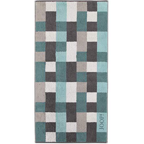 Joop! Handtuch Infinity Mosaic 1679 | 74 Graphite - 50 x 100