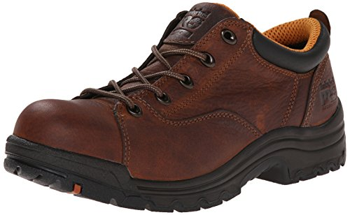 Timberland PRO womens Titana? oxfords shoes, Brown, 6.5 US