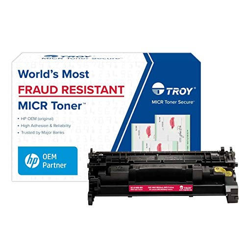 Review Troy MICR CF289A Toner Secure Cartridge Standar Yield M507 / M528 Estimated 5,00