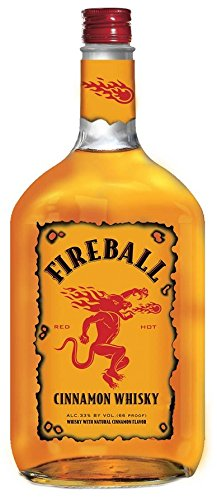 Fireball Cinnamon Whiskey, 1.75 L, 66 Proof