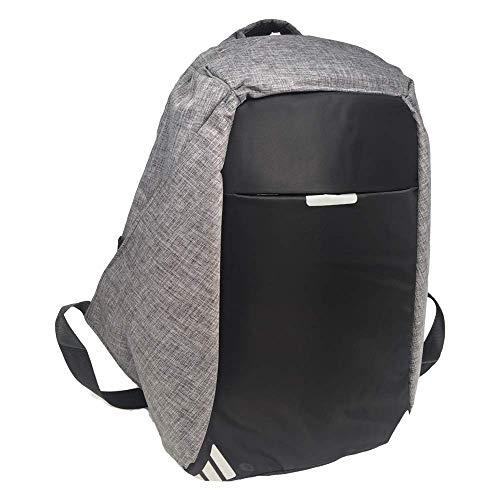 zaino PC Porta Notebook Borsa ANTIRAPINA Lavoro Viaggio con USB CM. 47 - AST9796