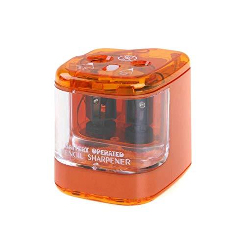 Jakar Battery Pencil Sharpener Double Hole (Colour May Vary)