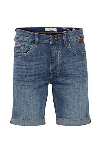 Blend Martels 20704239ME Shorts, Größe:M, Farbe:Denim Lightblue (76200)