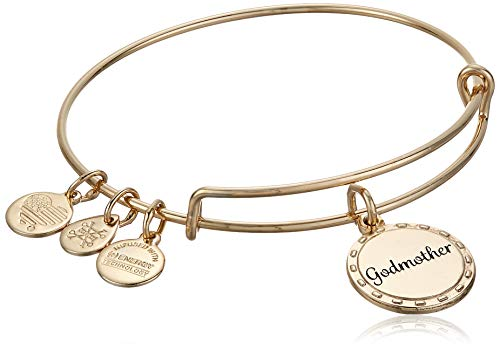 Alex and Ani Because I Love You Godmother IV EWB, SAG