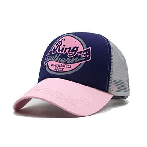 Snapback Men Baseball Cap Women 5 Panel Mesh Hats for Men Bone Quick Dry Gorras Casual Hip-Hop Sun Cap