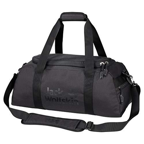 Jack Wolfskin Action Bag 25 Umhängetasche, Black, ONE Size