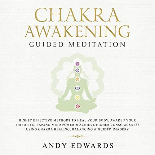 Chakra Awakening Guided Meditation cover art