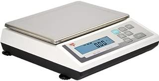 Bench Scale BA15 - 30lbs (15kg) capacity x 0.01lb (5g) readability, USB & RS232, LCD Display
