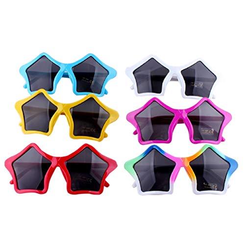 PRETYZOOM Gafas de sol para mujer y niñas, diseño de gato con remache de moda, para verano, para playa,