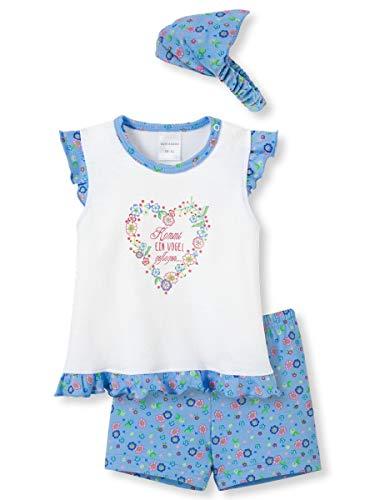 Schiesser - Pijamas enteros - para bebé niña Ordenados 6 mes