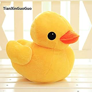 Korean World Stuffed Animal Lovely Yellow Duck Plush Toy 20 cm Duck Doll 9 Inch Toy B0669 Baby Boy Must Haves Gift Tags Toddler Favourite 5T Superhero Girls 3 Movie Collection