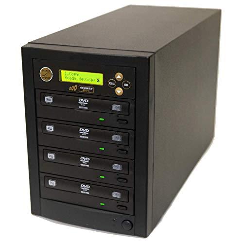 Acumen Disc 1 to 3 DVD CD Duplicator - Multiple...