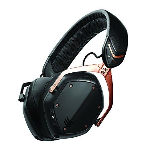 V-MODA Crossfade 2 Wireless Over-Ear Headphones, Rose Gold