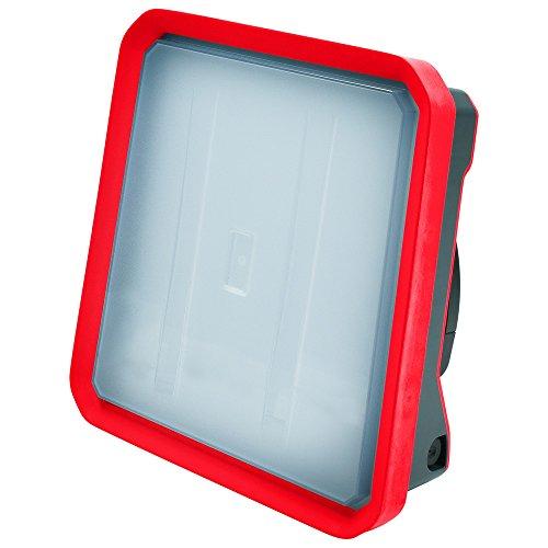 Sonlux–Lámpara de trabajo Gladiator II, Rojo