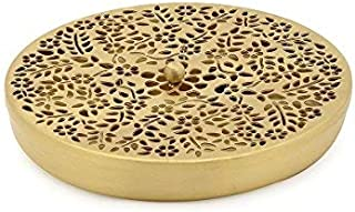 Masaladan- Handcrafted Brass Dry Fruit or Condiment Organizer, Spice Container and Storage, Multi-purpose, Perfect For House Warming & Bridal, Wedding Decor And Storage