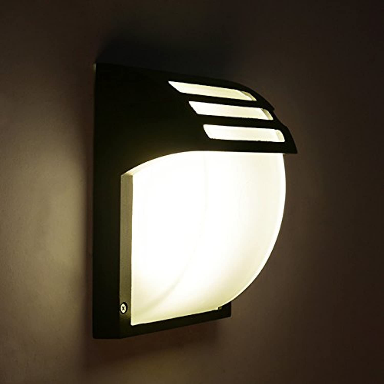 StiefelU LED Wandleuchte nach oben und unten Wandleuchten Ein Auen-Wandleuchten LED-Garten der Villa Hof Rasen Ornamente und Staub Wandleuchte