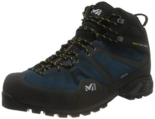MILLET Super Trident GTX, Walking Shoe Uomo, Orion Blue, 41 1/3 EU