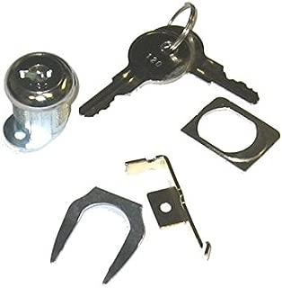 SRS #2185 - HON F24 & F28, Vertical File Cabinet Lock Kit