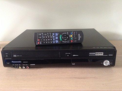 Panasonic dmr-ez49V schwarz DVD-Recorder und VCR Freeview