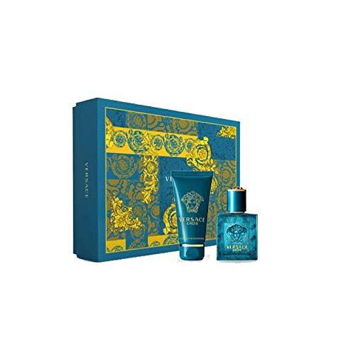 Versace Eros Set 30 ml EdT & 50 ml Shower Gel Limitierte Edition