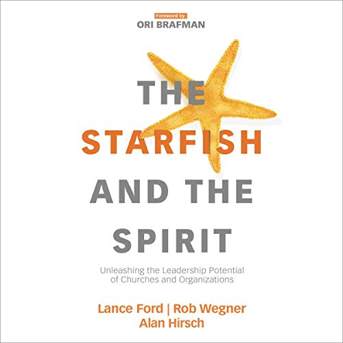 The Starfish and the Spirit cover art