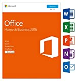 Office 2016 Home and Business, Win, Vollversion, Multilanguage, 1PC, Box.