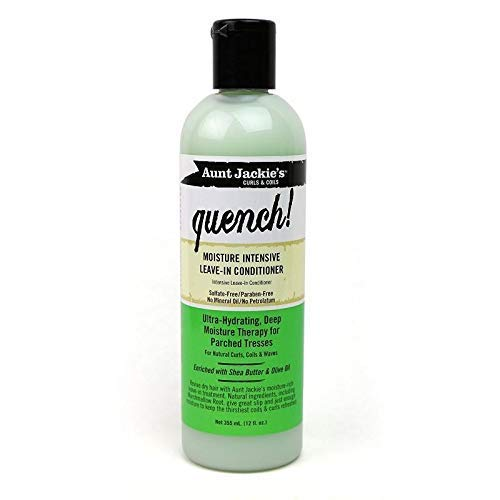 Aunt Jackie's quench! Moisture Intense Leave in Conditioner 355ml