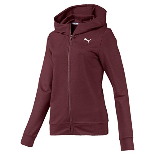 Puma - Sudadera deportiva con capucha para mujer, diseño moderno