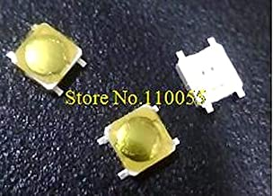 50pcs Tact Switch SMT SMD Tactile Membrane Switch Push Button SPST-NO 4mmx4mmx0.8mm
