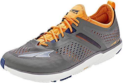 ALTRA Men's AFM1923G Kayenta Road Running Shoe, Gray/Orange - 10.5 D(M) US