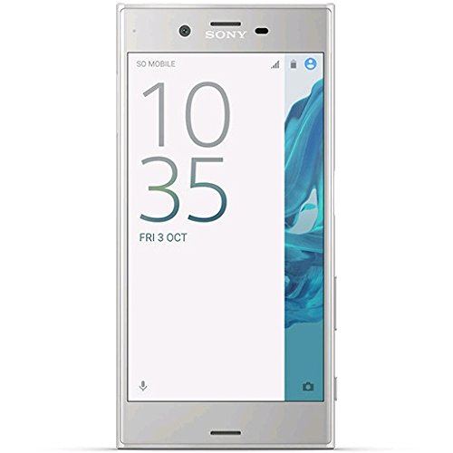 Sony Xperia XZ 4G 32GB Platinum - smartphones (13.2 cm (5.2'), 1920 x 1080 pixels, Flat, 16:9, Multi-touch, Capacitive)