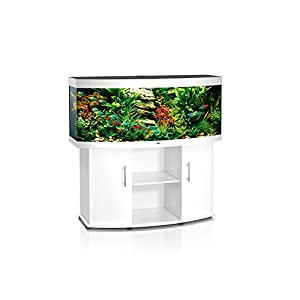Juwel-Aquariumkombination-Vision-450-Aquarium-mit-Unterschrank-wei