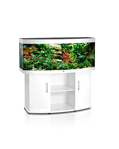 Juwel Aquariumkombination Vision 450, Aquarium mit Unterschrank, wei
