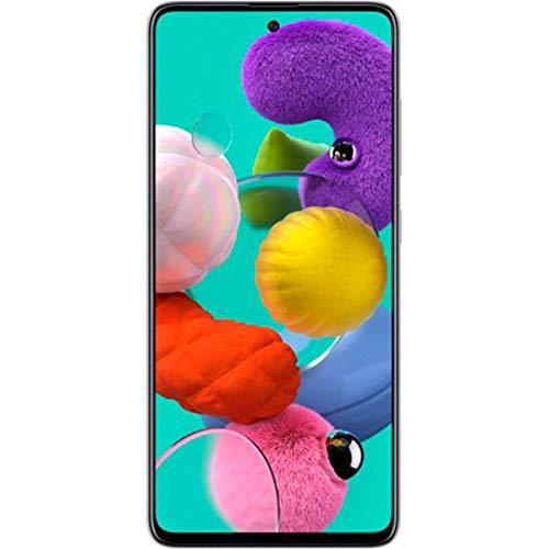 Samsung Galaxy A51 Dual SIM 128GB 6GB RAM SM-A515F/DSN White